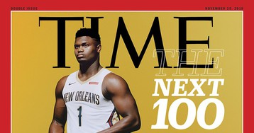 """Kerby Jean-Raymond, Lil Nas X & More Named """"The Next 100"""" Most Influential People by TIME"""