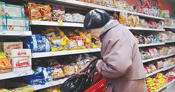 Нищета заставила заслуженную учительницу воровать продукты в супермаркете