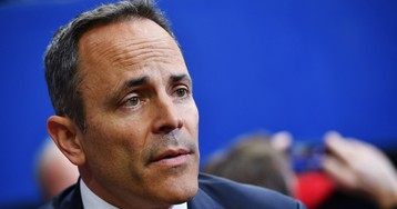 Bevin Concedes Election: 'We're Going To Have A Change In Governorship'