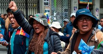 Argentine Communist Terrorist Identified Among Bolivia 'Protesters'