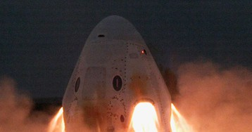 SpaceX's Crew Dragon blew up in April, but it's alive again