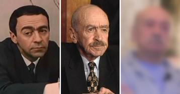 Лазарь Моисеевич из «Бандитского Петербурга» в 93 года продолжает сниматься