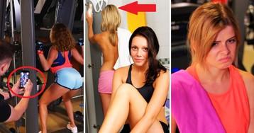 6 невыносимых женских привычек из спортзала