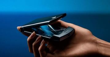 Официально представлен смартфон Motorola Razr (2019)