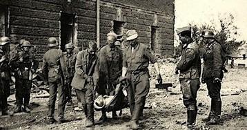 Сколько защитников Брестской крепости взяли в плен немцы