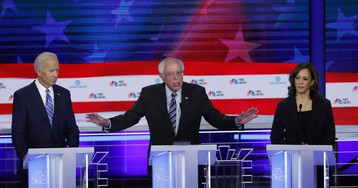 How the 2020 US Democratic candidates compare to politicians around the world