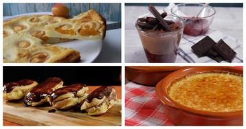 5 изысканных рецептов французских десертов
