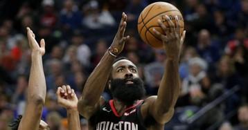 La voracidad de Harden, con 49 puntos, sacude a la NBA