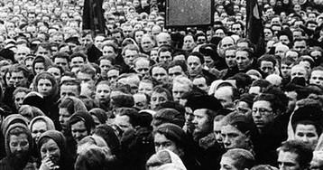4 самые страшные давки в истории СССР