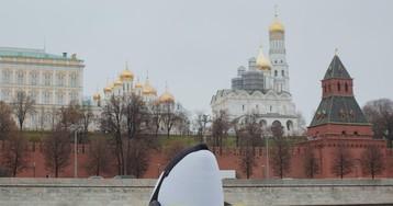 В центре Москвы полиция задержала фотокорреспондента «Новой газеты» и активистов Гринписа