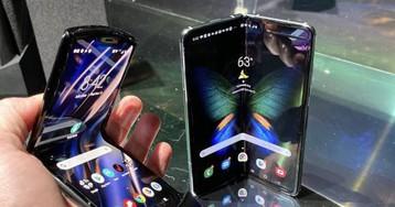 Motorola Razr 2019 screen repair price is surprisingly low