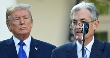 Donald Trump Has 'Cordial' Meeting with Federal Reserve Chair Jerome Powell