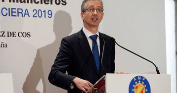 El supervisor español pide más control sobre la banca en la sombra