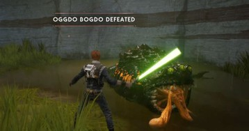 How To Kill Jedi: Fallen Order's Oggdo Bogdo More Easily