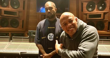 """Kanye West Announces 'Jesus Is King Part II' With Dr. Dre """"Coming Soon"""""""