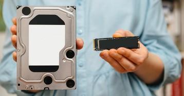Жесткий диск HDD и SSD накопитель. Что это такое и в чем разница?