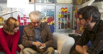 El hombre que dibujó la Transición española