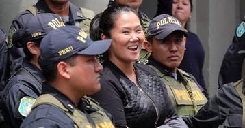 El mayor grupo financiero de Perú aportó 3,6 millones de dólares a la campaña de Keiko Fujimori
