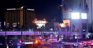 Las Vegas massacre death toll rises after southern California woman's death