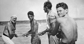 Cuando Hemingway encontró a Dios