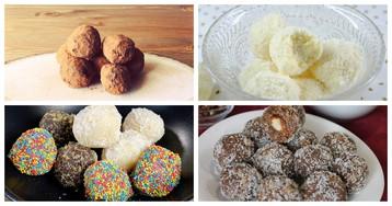 4 рецепта домашних конфет, после приготовления которых хочется навсегда забыть о магазинных