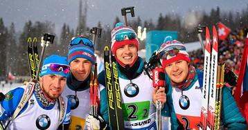 «Медали будут». Белозеров рассказал, чего ждать от сборной России на старте Кубка мира