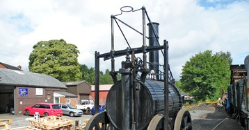Richard Trevithick And The Steam Circus