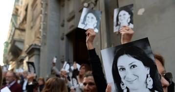 Detenido un empresario en Malta por su supuesta relación con el asesinato de la periodista Daphne Caruana