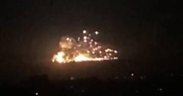 Un ataque israelí contra objetivos iraníes causa 11 muertos en Siria