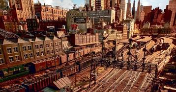 Rod Stewart's Model Railway
