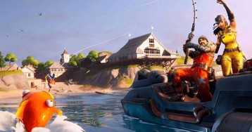 Fortnite chapter 2 season 1 gets a big extension as Epic prepares holiday event