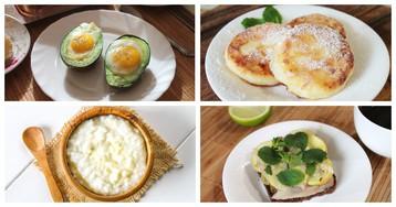 5 идей вкусного и полезного завтрака, которые вы успеете осуществить даже в будний день