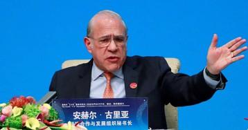 """La OCDE advierte de que la """"incertidumbre política"""" en España retrasa los ajustes presupuestarios"""
