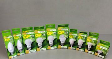 Светодиодные лампы GP