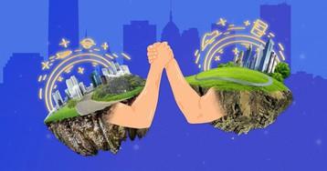 Циклическая экономика, коммунальные огороды и дома из мусора: какими станут мегаполисы в 2040 году?