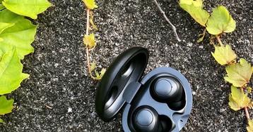 The sweatproof Brio wireless earbuds hit their lowest price yet