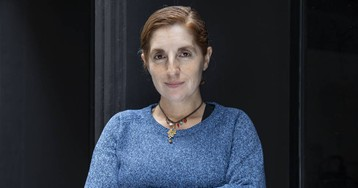 "Liliana Blum: ""Cuando hago novelas me enfrento siempre a Stephen King"""