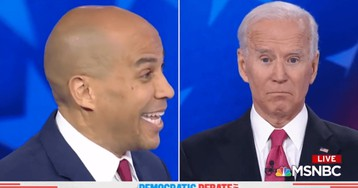 Booker slams Biden on reluctance to legalize weed, says it is 'already legal for privileged people'