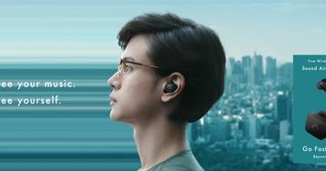 GLIDiC Unveils Sound Air TW-5000s Wireless Earbuds