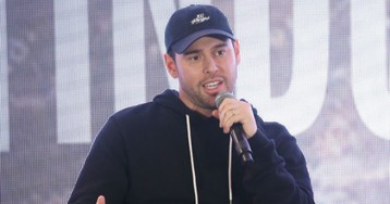 Scooter Braun Shares Open Letter to Taylor Swift About Alleged Death Threats From Fans
