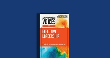 Book of the Week: 'Entrepreneur Voices on Effective Leadership'