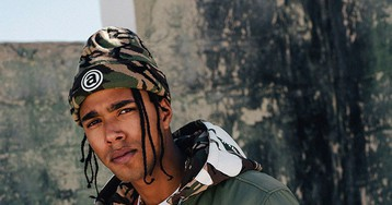 AAPE x Alpha Industries FW19 Is the Perfect Blend of Streetwear & Military Style