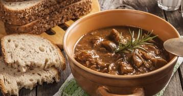 6 отличных рецептов гуляша из свинины для уютного ужина
