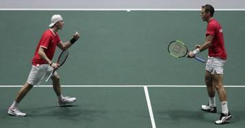Canadá jugará la primera final de la Copa Davis de su historia