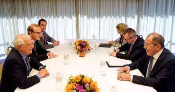Lavrov se desentiende ante Borrell del espionaje en Cataluña