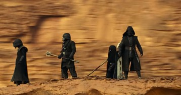 The Knights of Ren Gather in New Footage For Star Wars: The Rise of Skywalker
