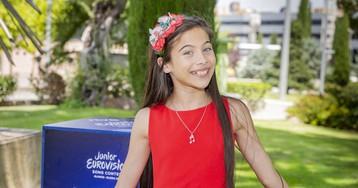 Melani, de ganar 'La Voz Kids' a Eurovisión Junior