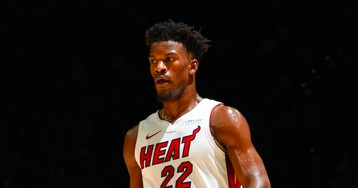 Jimmy Butler Gets Booed in His Return to Philly