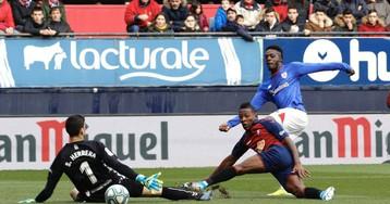 El Athletic vuelve a romper la racha de Osasuna