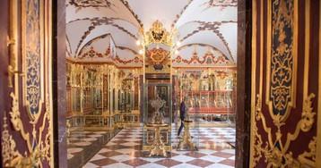 Espectacular robo de diamantes en el palacio real de Dresde
